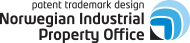 Logo of the Norwegian Industrial Property Office